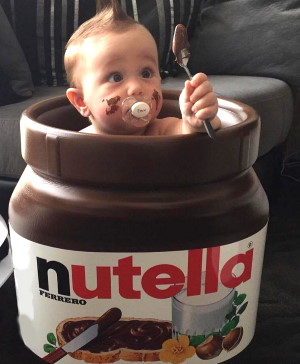 nutella for babies